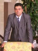 Cirilo Durán en una imagen de 2001