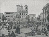 Convento de Santo Domingo en 1895